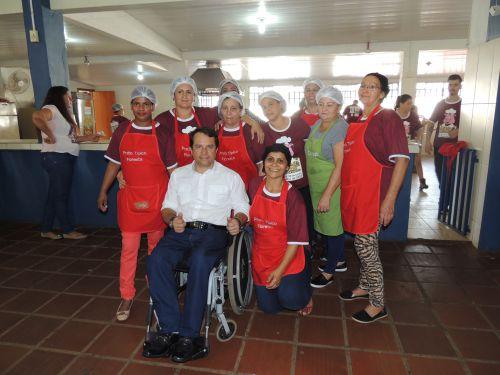 9ª Festa da Leitoa Grelhada Dupla Face Prato Tipico de Floresta