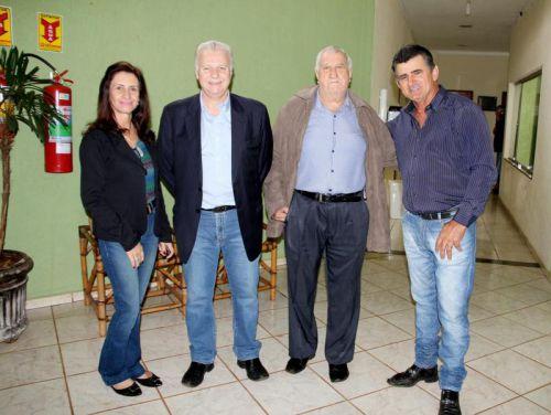 Edmar Arruda destina R$ 350 mil para a Saúde de Floresta