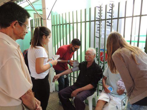 Feira de Saúde apresenta estilo de vida saudável e feliz para população
