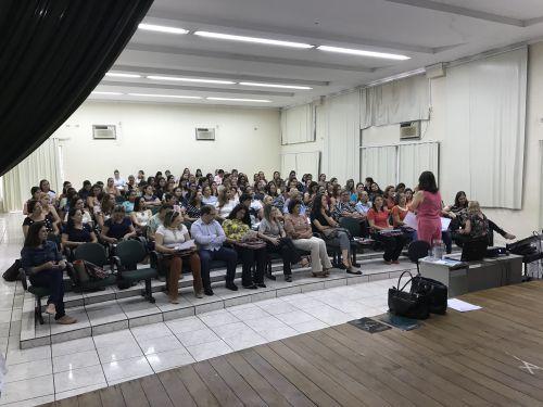 Secretaria da Educação promove formação para início das atividades do ano letivo de 2020.