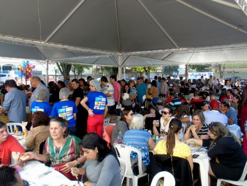 Festa do Prato Típico bate recorde de público
