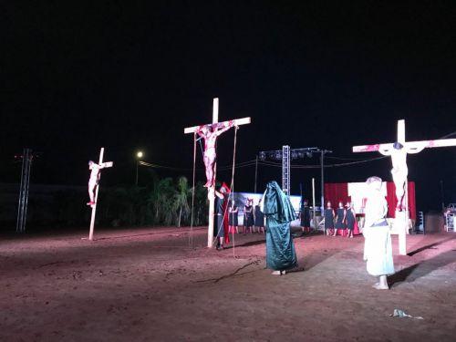 Paixão de Cristo reunirá mais de 3 mil pessoas, em Floresta (PR)