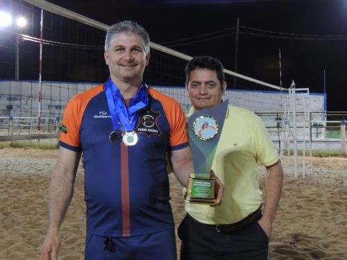 1º Campeonato de Vôlei de Areia