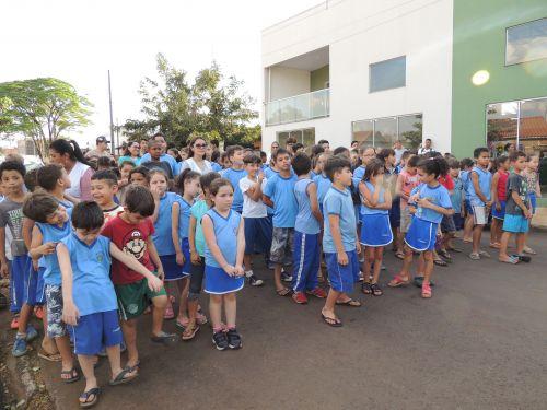 Prefeitura de Floresta faz a Entrega de uma Cozinha na Escola Municipal Messias Barbosa Ferreira