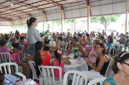 4º Café da Tarde em Homenagem ao Dia Internacional da Mulher
