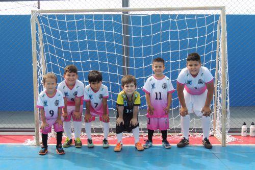 Entrega da Quadra de Esportes Infantil e ATI