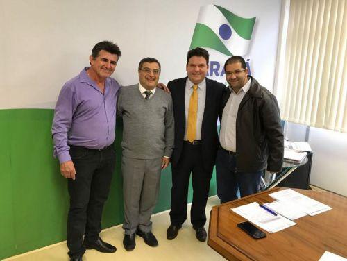 Floresta amplia parceria com Secretaria de Saúde do Estado