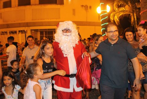 Natal 2019 - Chegada do Papai Noel