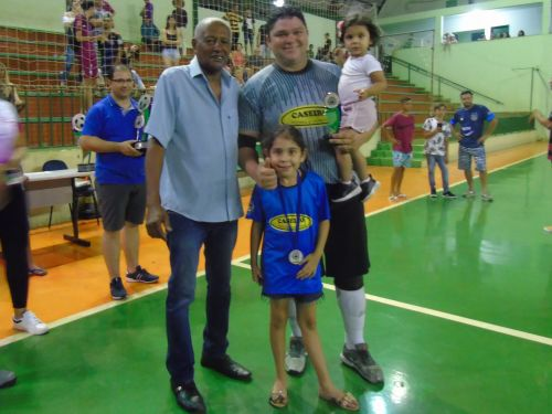 Final do Campeonato Municipal de Futsal