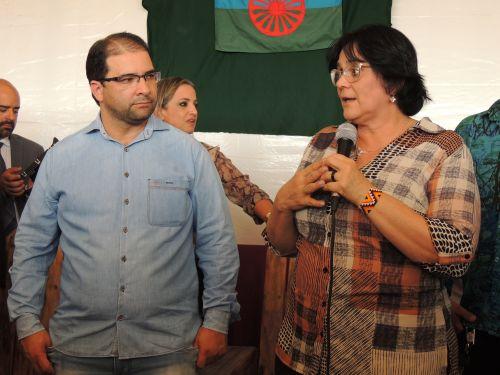 Floresta Recebe a Visita da Ministra Damares Alves