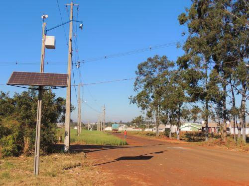 Prefeitura Instala Câmeras de Segurança