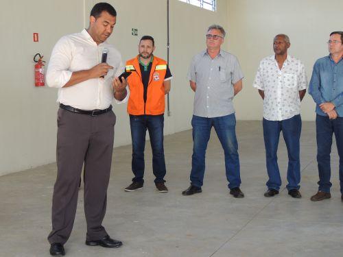 Prefeitura Entrega Novo Barracão Industrial