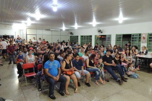 Exposição Cultural 2018 - Escola Municipal Messias Barbosa Ferreira