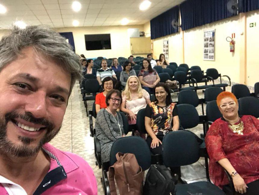 Encontro de Coordenadores de cursos da Universidade Estadual de Maringá (UEM).