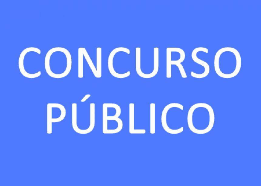 Prefeitura Municipal Abre Concurso Público