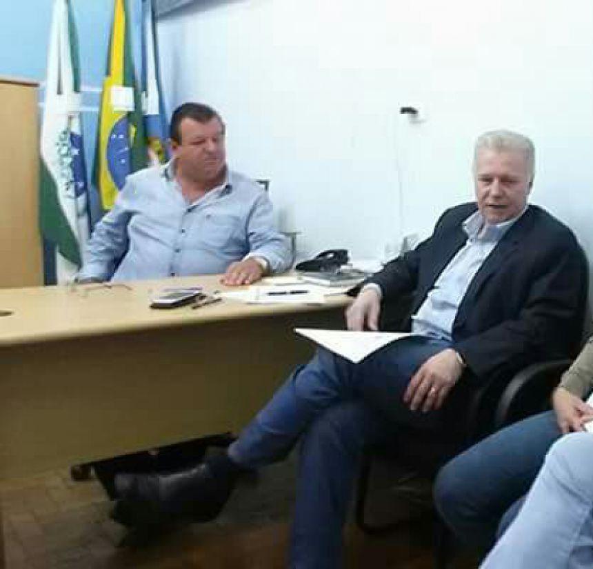 DEPUTADO EDMAR ARRUDA ENTREGA NOVOS RECURSOS PARA ITAMBÉ