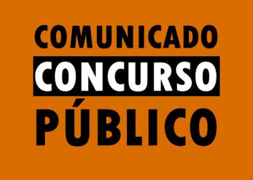 COMUNICADO CONCURSO - RECURSOS