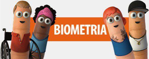 BIOMETRIA DIGITAL DE ELEITORES
