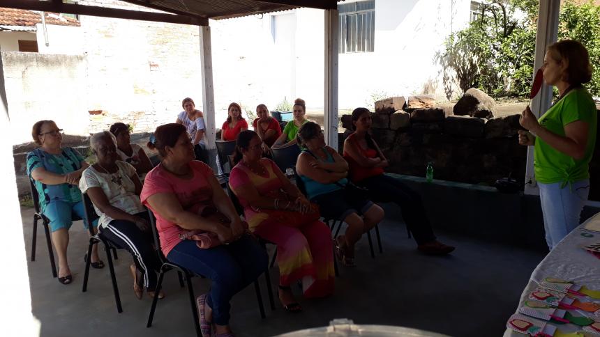 CAPS PINHEIROS comemora o Dia Internacional da Mulher