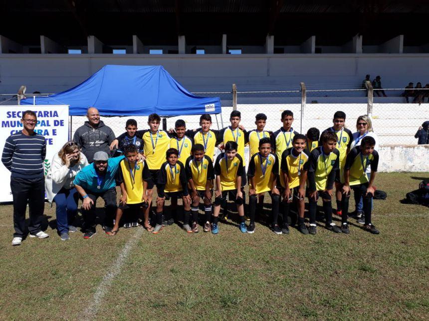 65º Jogos Escolares do Paraná - Bom de Bola - Fase Regional