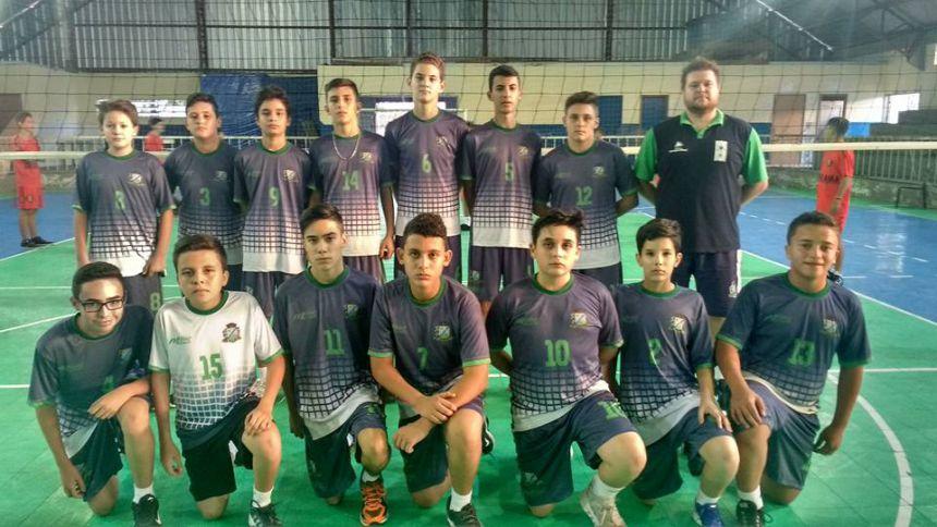 2ª Etapa do Grand Prix de Voleibol Menores da Liga Sul Norte Pioneiro de Desportos