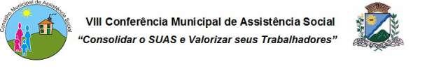 Valorização dos trabalhadores da área de Assistência Social será tema de Conferência em SAP