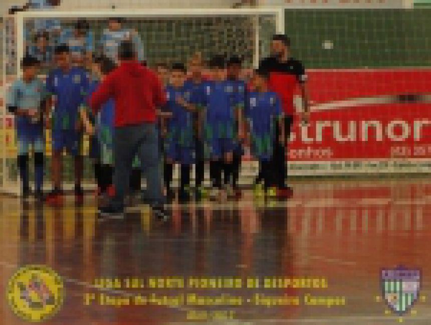 2ª Etapa do Grand Prix de Futsal Masculino