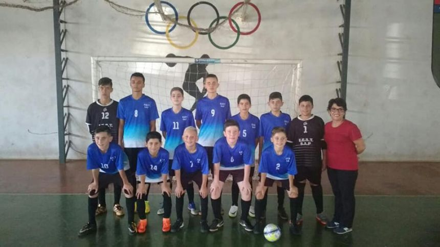 Alunos/Atletas Platinenses participam dos 65º Jogos Escolares do Paraná - Divisão B - Fase Final em Apucarana PR