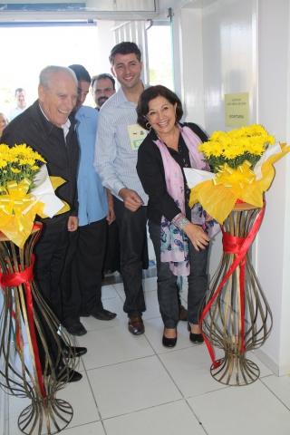 Fotos da Inauguração do Centro do Idoso