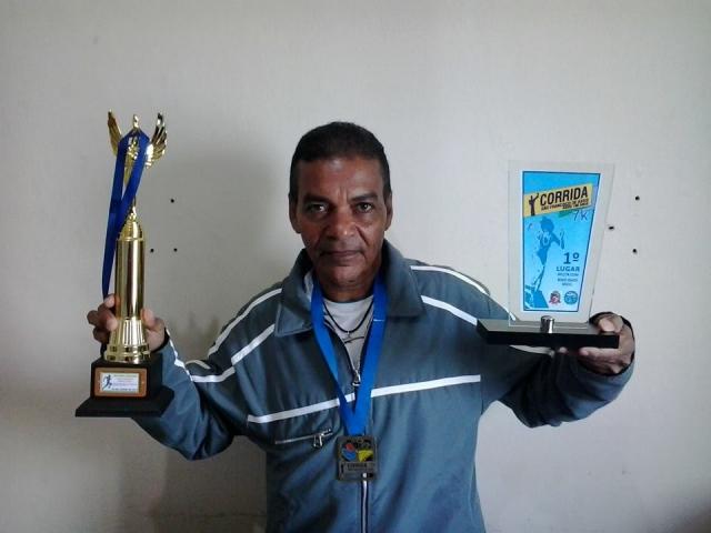 José Ferreira de Andrade: Exemplo Esportivo