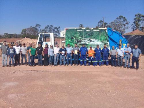 Prefeitura contrata empresa especializada para a construção de um novo Aterro Sanitário
