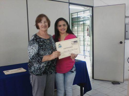 ENTREGA DE CERTIFICADOS - ESTAÇÃO DO OFICIO