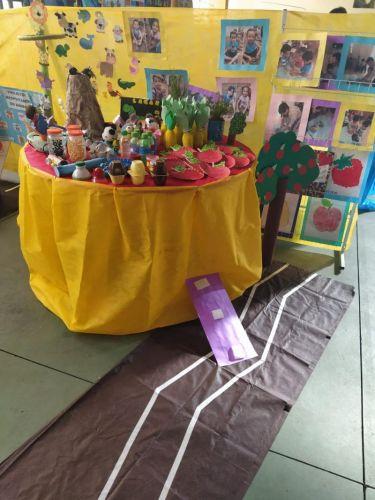 II Mostra Cultural do Projeto Valorizando as Práticas Pedagógicas da Educação Infantil
