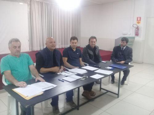 1ª Reunião do Conselho Municipal de Políticas Culturais