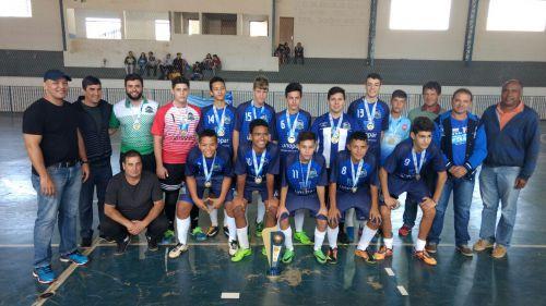 III Etapa do Grand Prix de Futsal da Liga Sul Norte Pioneiro