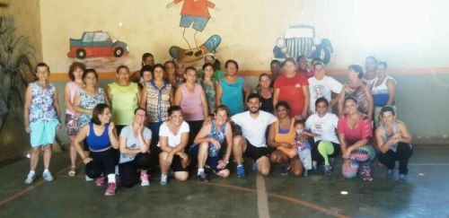 Projeto do Serviço de Convivência e Fortalecimento de Vínculos com os usuários do CRAS.