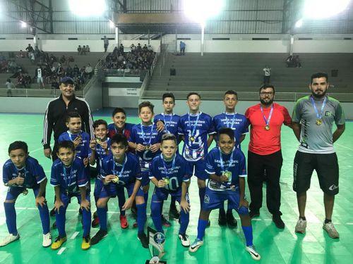 Futsal Masculino é destaque na cidade de Castro PR
