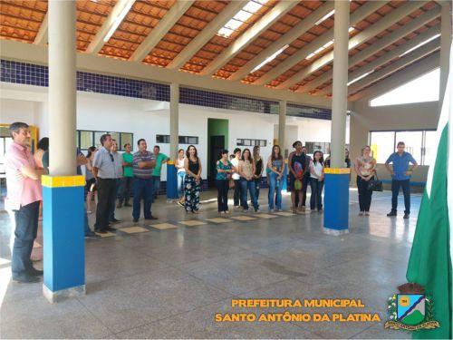 Inauguração CMEI Professor Herivelto