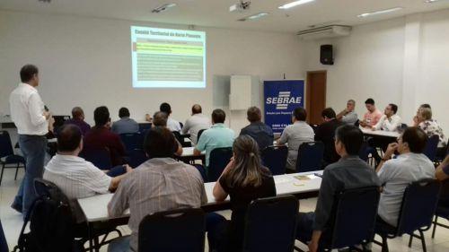 Santo Antônio da Platina participa do planejamento estratégico para desenvolvimento regional do Norte Pioneiro