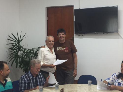 PREFEITO RECEBE EM SEU GABINETE AS ENTIDADES ASSISTENCIAIS DO MUNICÍPIO