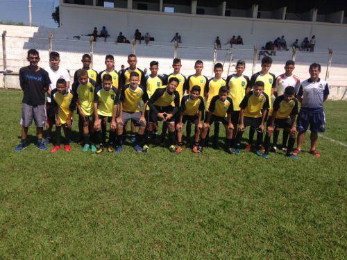 Amistosos da Escolinha de Futebol de Campo