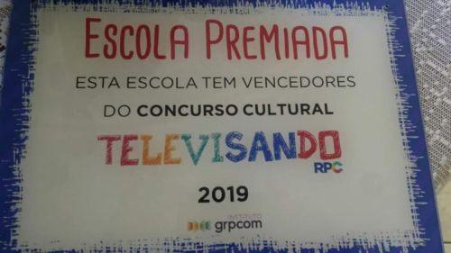 Premiação Projeto Televisando