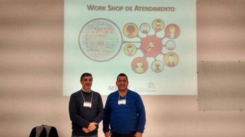 WORKSHOP DE ATENDIMENTO