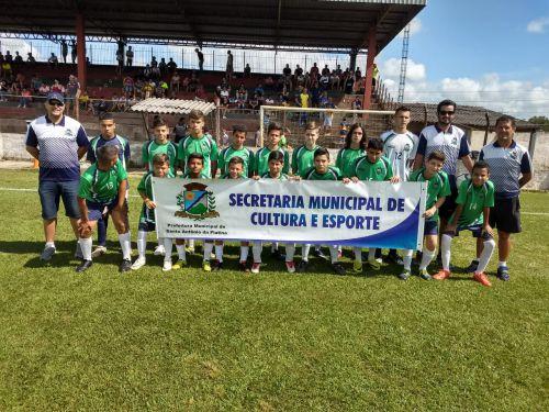 A Prefeitura Municipal de Santo Antônio da Platina, através da Secretaria de Cultura e Esportes parabeniza os atletas
