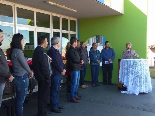 Inaugurada Unidade Básica de Saúde do Álvaro de Abreu