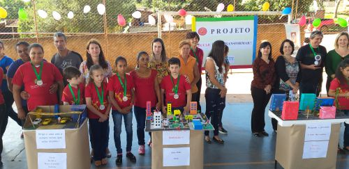 Projeto Educar Para Transformar