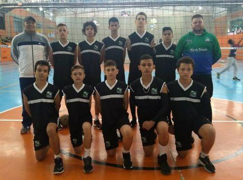 IV Etapa de Voleibol da Liga Sul Norte Pioneiro de Desportos