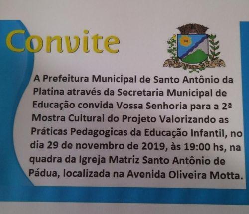 Convite!