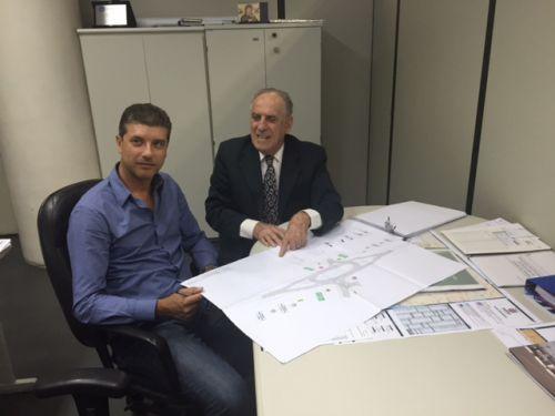 Prefeito Pedro Claro de Oliveira pede mais PMs para S.Antônio
