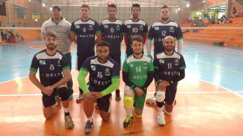 2ª Etapa de Voleibol da Liga Sul Norte Pioneiro de Desportos